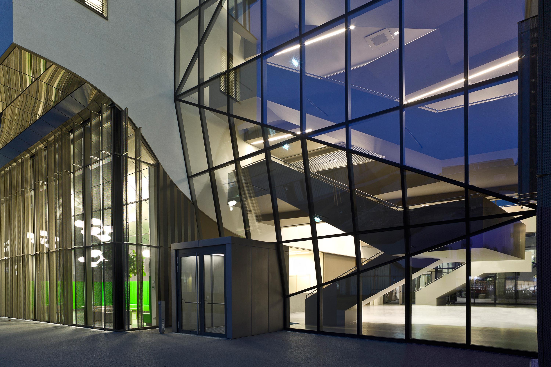 Paracelsus Medizinische Privatuniversität. Foto: Berger+Parkkinen Architekten
