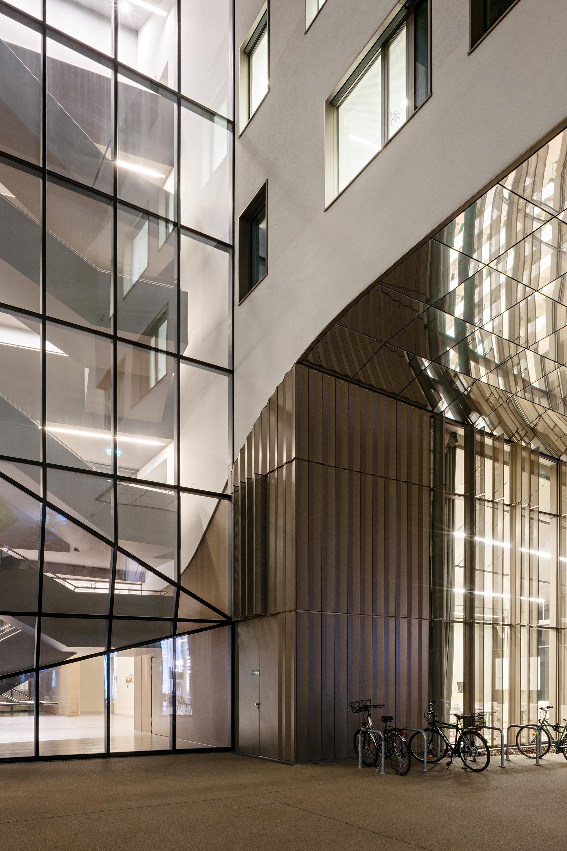 Stadtwerk Life Sciences Campus, Paracelsus Medizinische Privatuniversität. Foto: Hertha Hurnaus | Berger+Parkkinen Architekten