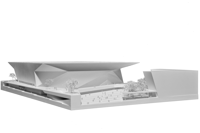WH Arena, Berger+Parkkinen Architekten